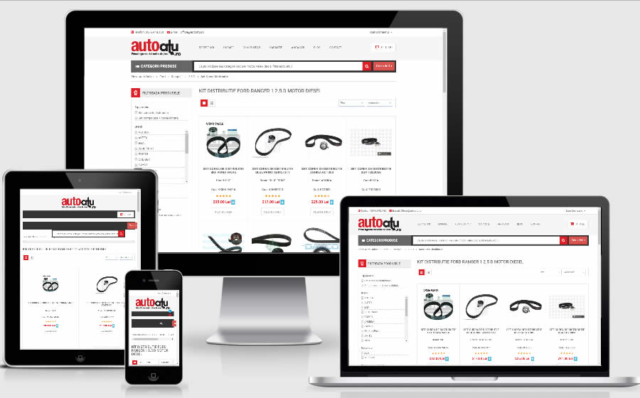 Magazin online - Autoatu.ro